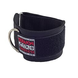 Power Systems Padded Nylon Ankle and Wrist Strap, Strength T