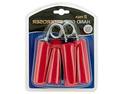Bulk Buys OD921-12 Hand Grip Exerciser Set
