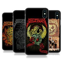 OFFICIAL KILLSWITCH ENGAGE BAND ART CASE FOR APPLE iPHONE PH