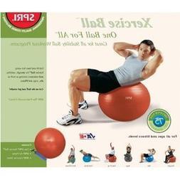 SPRI One Ball For All Package: Ball, Pump & Chart 75cm