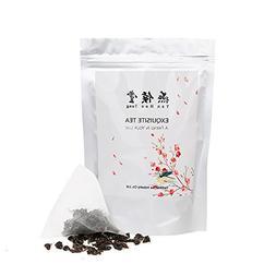 Yan Hou Tang - Organic Taiwanese Grey Oolong Tea Bags - 20 C