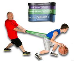 HoopsKing P.R.O. Bands for Basketball Resistance Bands Train