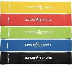 physical therapy equipment resistance loop bands