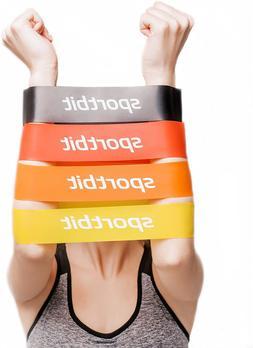 pilates flexbands set with bag and e