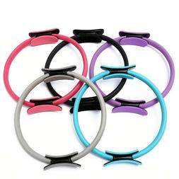 pilates ring exercise fitness circle yoga resistance