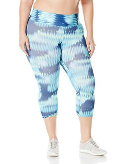 Champion Women's Plus-Size Absolute Capri Legging with Smoot