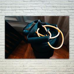Westlake Art Poster Print Wall Art - Blue Fashion - Modern P