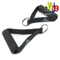 Black Mountain Products Resistance Band and Exercise Band Ha