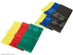 TheraBand Professional Pre-Cut Non-Latex Resistance Bands