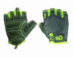 GoFit Women's ProTrainer Pearl-Tac Grip Lifting Gloves - Sma