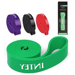 INTEY Pull up Assist Band Exercise Resistance Bands for Work