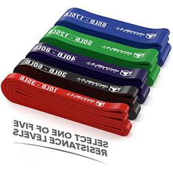 Pull Up Assist Band, Premium Stretch Resistance Bands - Mobi