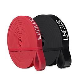 FREETOO Pull Up Assist Bands -Resistance Bands Workout Exerc