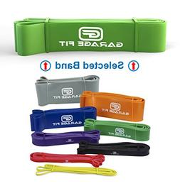 Garage Fit Pull up Band, Elastic Training Band, Pull Up Assi