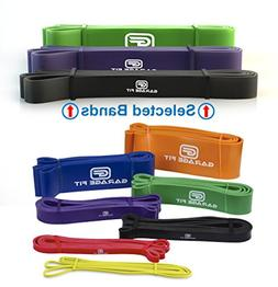 Garage Fit Pull Up Band Set - Resistance Bands, Pull Up Assi