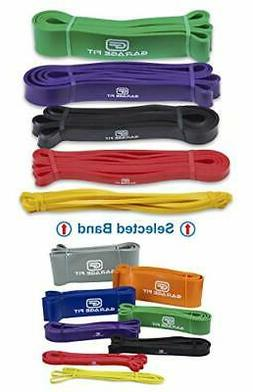 Garage Fit Pull up Assist Band - Heavy Duty Resistance Bands