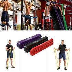 PG Pull Up Assist Bands - Heavy Duty Resistance Band Mobilit