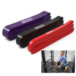 Pull Up Assist Bands Set-Rubber Resistance Training strength