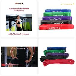 WODFitters Pull Up Assistance Bands - Stretch Resistance Ban