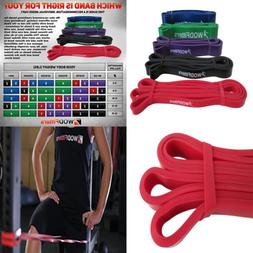 Wodfitters Pull Up Assistance Bands Stretch Resistance Band