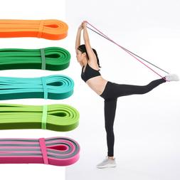 Pull Up Assistance Bands - Thick, & Long Latex Exercise Resi
