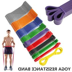 Exercise Bands Latex Resistance elastic Band -Pull Up Assist