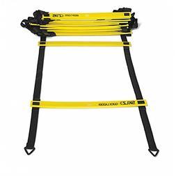 SKLZ Quick Ladder. Flat Rung Agility Training Ladder.  15 ft