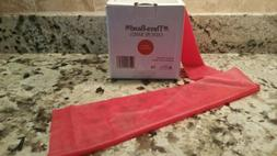 RED Thera-Band by the FOOT Medium  + Free Shipping - Physica