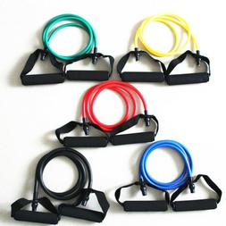 Resistance Band Durable Muscle Pull Rope Indoor Sports Home