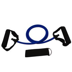 Resistance Band, Exercise Tube - With Door Anchor