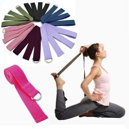 Resistance Band for Yoga Cross Fit Fitness Cotton Equipment