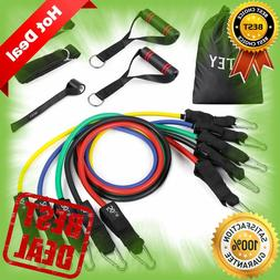 INTEY Resistance Band Set Exercise Bands for Resistance Trai
