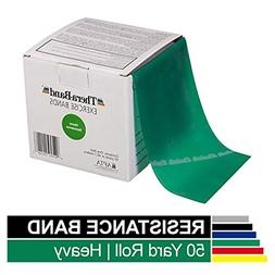 TheraBand Resistance Bands, 50 Yard Roll Professional Latex
