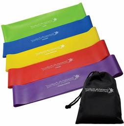 Resistance Bands  - Extra Wide Exercise Bands Designed for