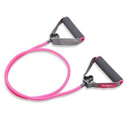 Liveup SPORTS Resistance Bands with Handles for Gym Exercise