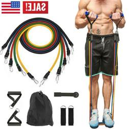 Resistance Bands/Cable Weights  For Fitness, Yoga, Training,