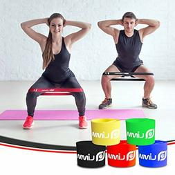 Limm Resistance Bands Exercise Loops - 12-inch Workout Flexb