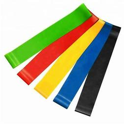 Resistance Bands Exercise Loops - for Legs Arms  Physical Th