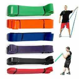 Resistance Bands Exercise Power Loop Crossfit Weight Trainin