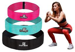 RIMSports Resistance Bands Best Exercise Bands for Booty - I