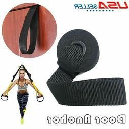 Resistance Bands Fitness Rope Gym Door Anchor Home Fitness R