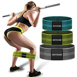 Resistance Bands for Legs and Butt, Workout Exercise Bands F