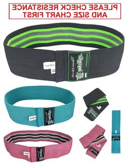 Resistance Bands Hip Exercise Bands for Booty & Glute Fitnes