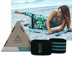 Wild Peak Premium Resistance Bands for Legs and Butt | Booty