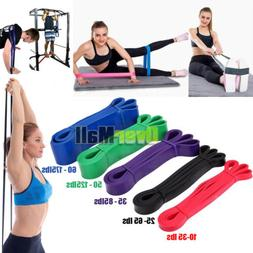Resistance Bands Loop Pull Up Assist Exercise Yoga Crossfit