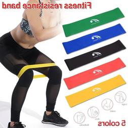 Resistance Bands Loop Set Exercise Elastic Band Sports Fitne
