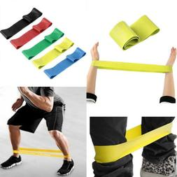 Resistance Bands Mini Loops Exercise Fitness Yoga Glute Reha