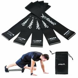 Resistance Bands Mini Loops Set for Men Exercise Gym Fitness