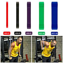 Resistance Bands Natural Latex Loop Pull Up Assist Band Exer