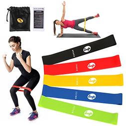 TOP-LUS Resistance Bands, Set of 5